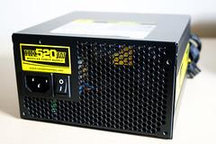 Corsair HX520 PSU