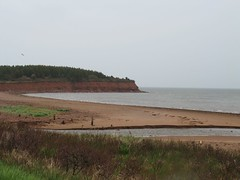 Hiking in PEI National Park