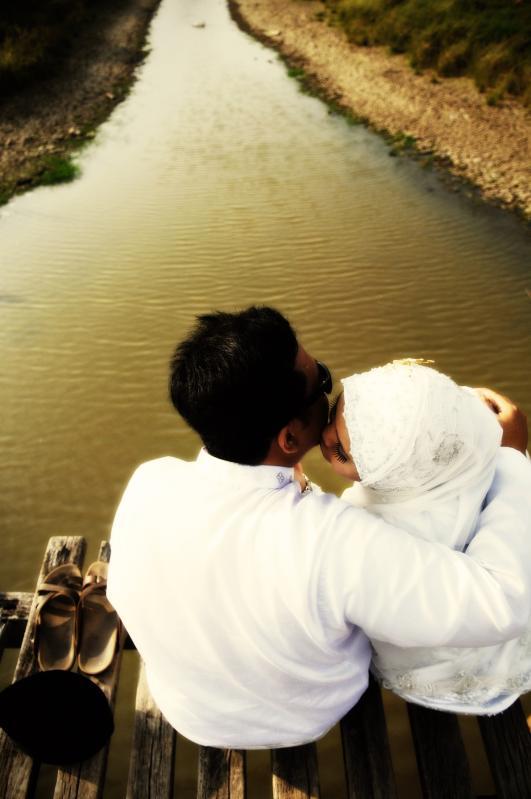Man & Sarah - Cherita Nikah
