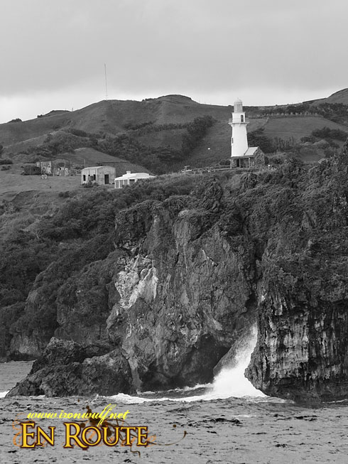 Batanes Mono: Basco Lighthouse and Cliffs