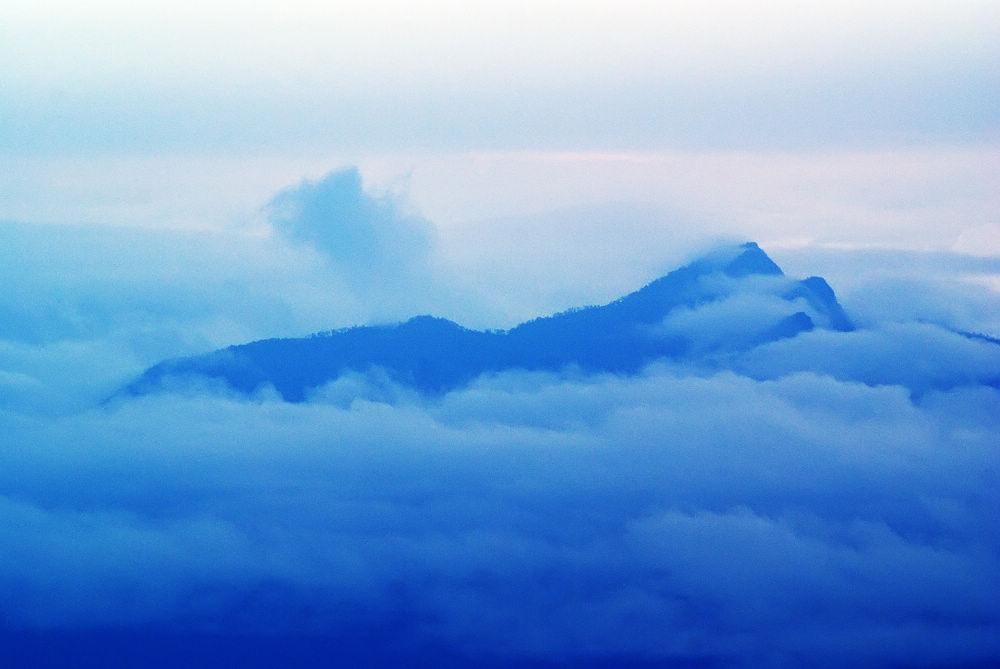 奇萊Day3-37 不知名的山