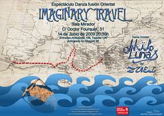 Imaginary Travel (_Galle_) Tags: madrid danza monica arabe oriental fusion galle tello imaginarytravel millunas