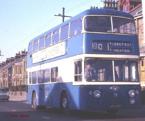 Bradford Leyland Atlantean PDR1/3 299