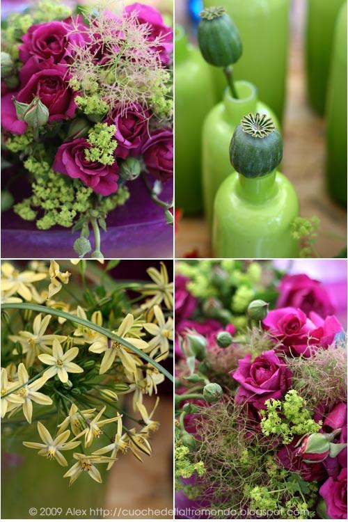 Blatt und Blüte