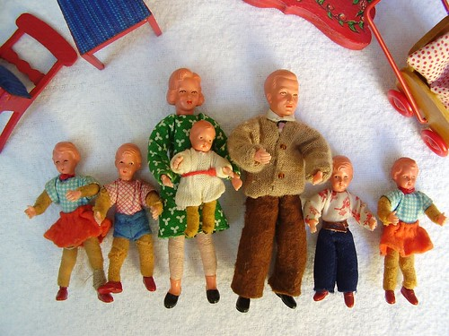Family Lundby - Familie Lundby