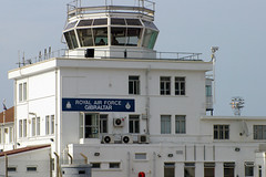 RAF Airtower Gibraltar (cwgoodroe) Tags: ocean uk england costa sun lighthouse london castle sol beach beer del square airplane colorful europe wind gib military mosque bobby zane pint gibraltar runway policestation fishandchips territory instalation gibralter moneky fedra europapoint airtower angryfriar 3sheets zanelampry corgovesselsummer vesselcollision