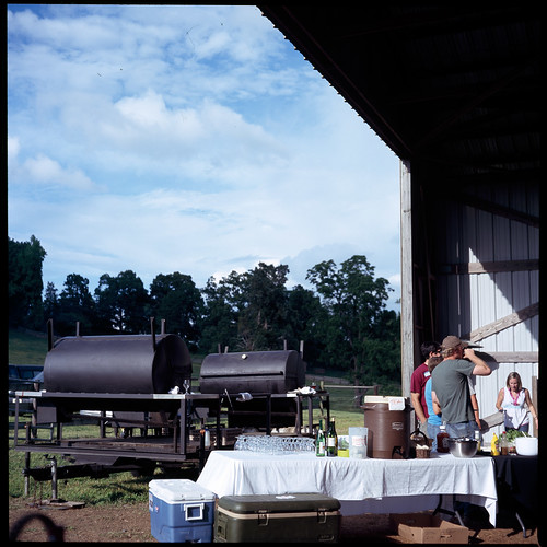 Cane Creek Farm Cookout