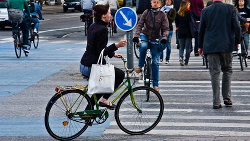 Copenhagen Cornering