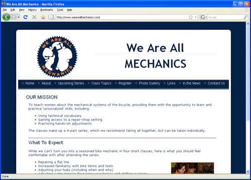 we are all mechanics