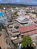 View from the bell tower at Chua L…