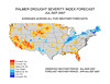 Drought Severity Map