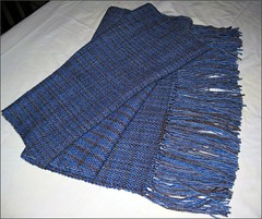 Mas-Acero Shawl, another view