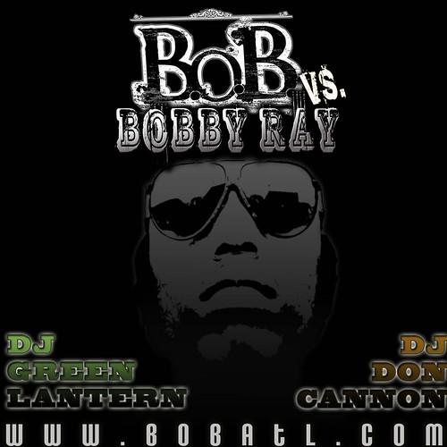 BobFront Cover DJ