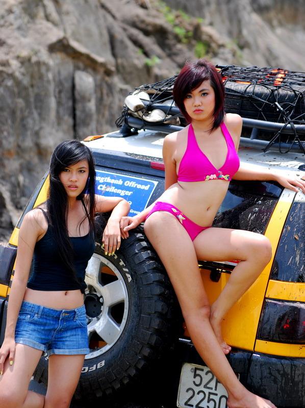Hot Chics w/ FJ Photo Contest? - Page 586 - Toyota FJ