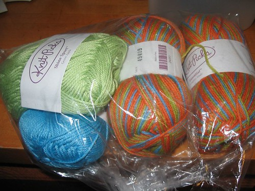 summer stuffed toy yarn