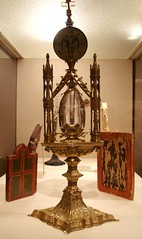 Reliquary Monstrance
