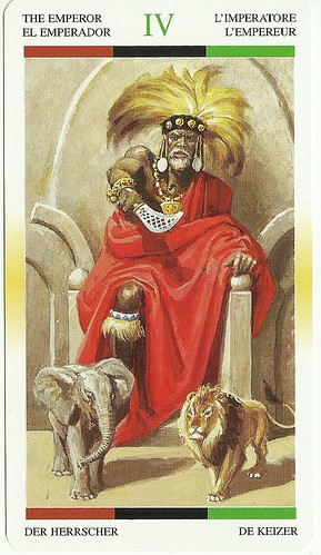 4THE EMPEROR@AFRICA TAROT | Flickr - Photo Sharing!