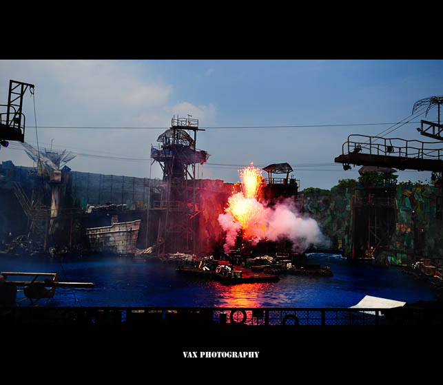 Universal Studio SG 11