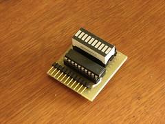 Output register (wu.e) Tags: macro computer pc ibm electronics microcomputer 8088