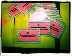 Kick-start Quotes-op-rijm kaartjes (Hyversboeken) Tags: pink yellow cards diy shine plastic glans geel manuscript kaartjes roze kaarten drukkerij groenhart schrijven printondemand eigenbeheer kaartenhuis boekpromotie tekstcorrectie kaftontwerp boekmarketing boekenbent schrijftips redigeren affirmatiekaartjes affirmatiekaarten motivatiekaartjes