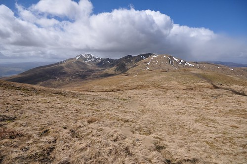 Ben Lawers, An Stuc & Meall Garbh