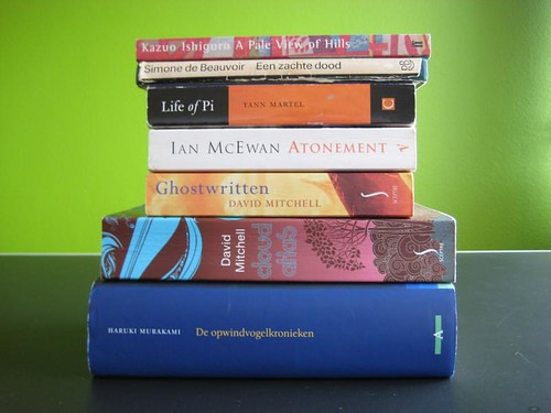 Some of my all-time favourite books (read in 2004)