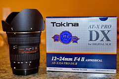 My newest addition :) (jopegs1) Tags: birthday new lens tn tokina hood 1224mm 2011