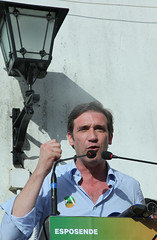 Pedro Passos Coelho em Esposende