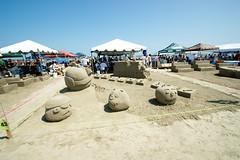 Sandcastle 2011-22 (thatlostdog--) Tags: galveston castle sand texas competition architect swine sandcastle aia flew 2011
