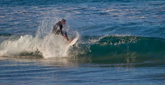 South Steyne Surf (Craig Jewell Photography) Tags: beach surf pacific iso400 manly sydney australia surfing nsw f40 13200sec ef500mmf4lisusm canoneos1dmarkiv cpjsm craigjewellphotography