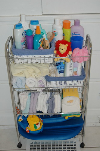 Baby/Toddler Bath Center