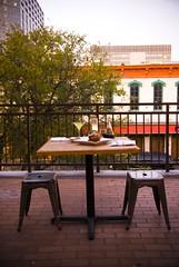 Parkside Tavern (Cory Ryan) Tags: rooftop bar austin restaurant martini ribs 6thstreet parkside ceviche coryryan romanticdinner raremagazine