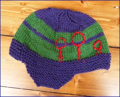 w's lollipop hat