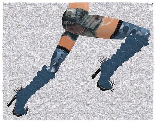 sentou sei dictator boots