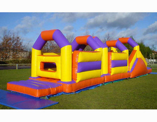 Inflatable Obstacle Course GO-16