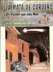Boletin 112 - Portada - Navidad 2008 por La Mata de Curueño (León)