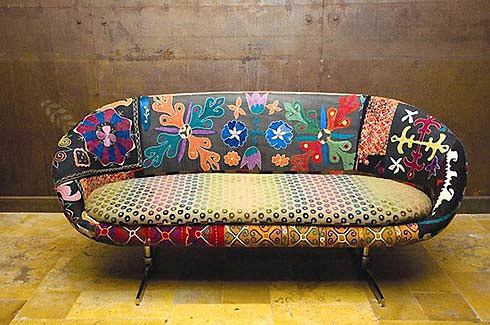Colorful Couches – Hue Amour
