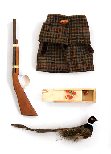 Mr Fox's Hunting Costume | Flickr - Photo Sharing!