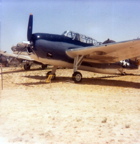Warbird picture - General Motors TBM-3E Avenger