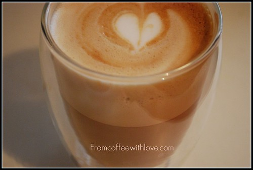 My Bodum Pavina Glasses From Coffee With Love