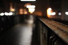Train Station (Gwenaël Piaser) Tags: luxembourg luxemburg luxemburgo lussemburgo lëtzebuerg unlimitedphotos canon eos 50d canoneos eos50d canoneos50d 50mm sigma 50mmf14exdghsm bokeh train station aplusphoto explore explored 387 gwenflickr pont bridge rivets iron stell acier fer rouille rust 5000 gwenaelpiaser reflex sigma50mmf14exdghsm prime