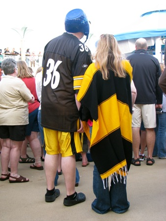 Pittsburgh Steeler Fans