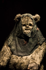 Star Wars: the exhibition (David Durn Trejo) Tags: canal starwars exhibition ewok exposicin yodablogs