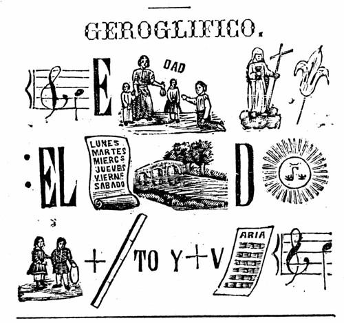jeroglífico 1