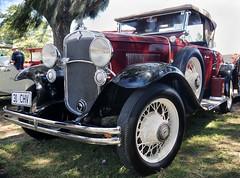 1931 Chev (Chook with the looks) Tags: newzealand nikon restored blenheim d300 heritageday 1931chev pfosilver brayshawpark