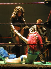CSF Wrestling - Faith Lehaine vs Skarlett Venom