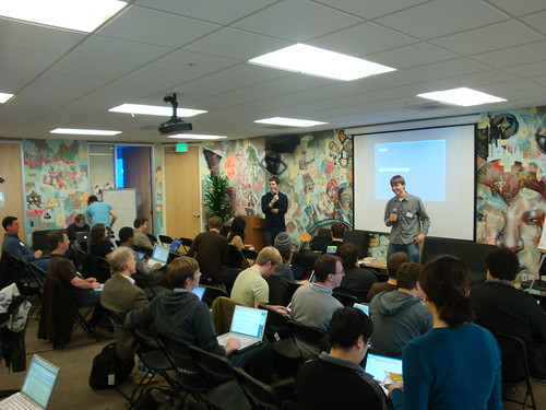 OpenID Design Summit at Facebook