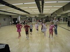 Laste tantsutrenni uudistamas
