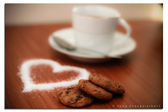 Sugar for your coffee and Cookies for your Love one (by EvangelAlbert)