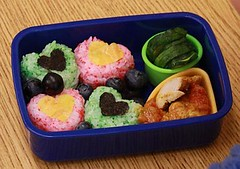 Valentine's Day lunch #3 at preschool
